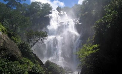 Udzugwa Mountains Fall