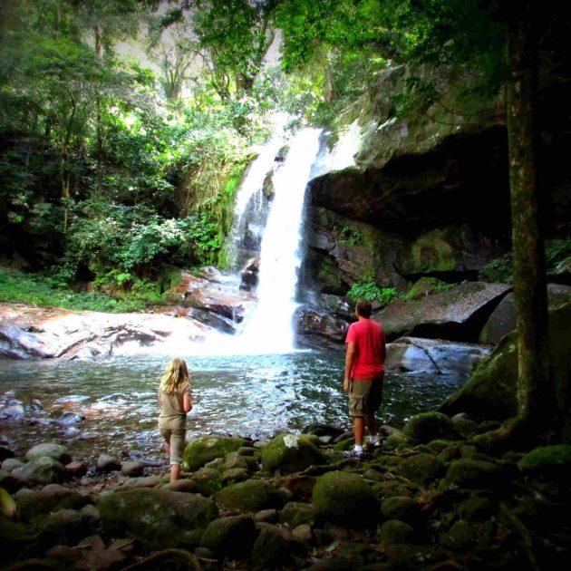 Udzungwa Mountains Falls