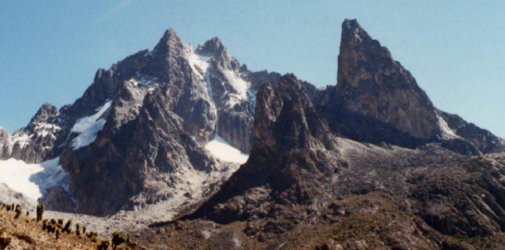 Mt. Kenya Chogoria Route