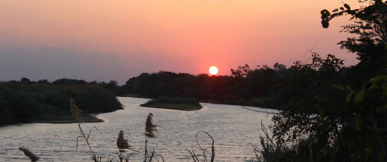 Zarafa Tented Camp Sunset View